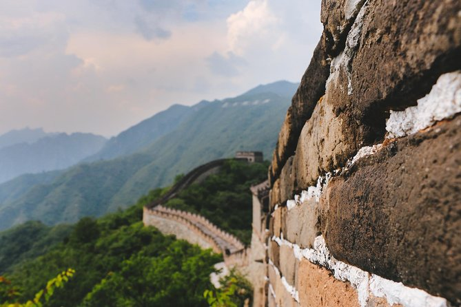 Private Day Tour: Mutianyu Great Wall, Tiananmen Square & Forbidden City