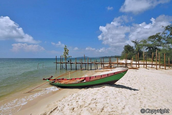 Ream National Park Day Trip from Sihanoukville