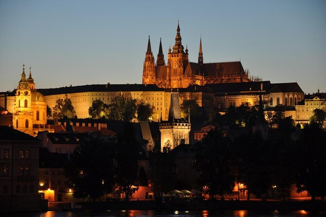 Private Tour of secret Prague by Night
