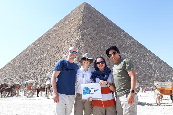 Discover Pyramids of Giza, Camel Riding, Saqqara, Memphis and Dahshur with Lunch photo 9
