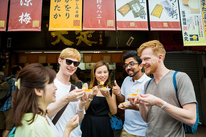 Tsukiji Fish Market Food and Culture Walking Tour