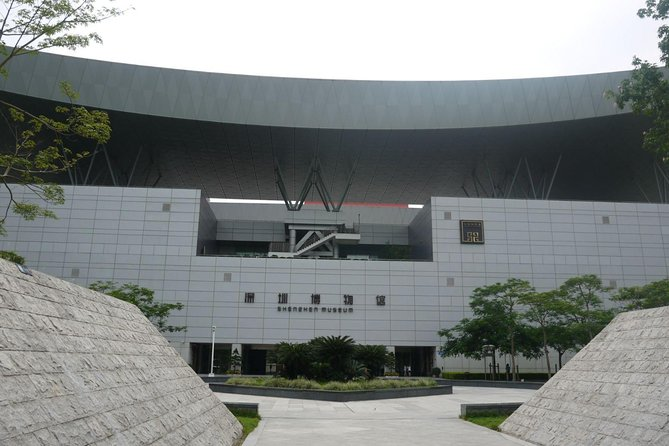 Shenzhen Private Day Tour to Dafen Village, Shenzhen Museum and more