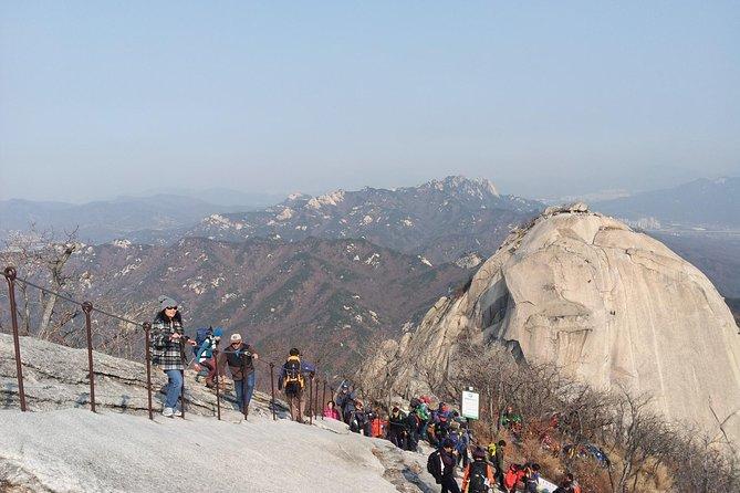 Private Bukhansan Hiking (More Members, Less Cost per Person)
