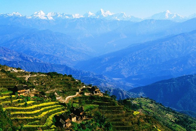 Kathmandu Day Hiking Adventure From Nagarkot to Dhulikhel photo 1