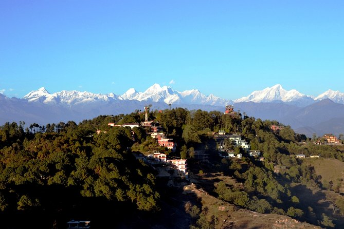 Kathmandu easy hiking (Nagarkot to Changunarayan)