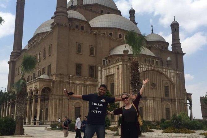 Day tour to Old Cairo visit Ben Ezra Synagogue