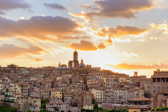 Private Tour of Siena and San Gimignano from Florence