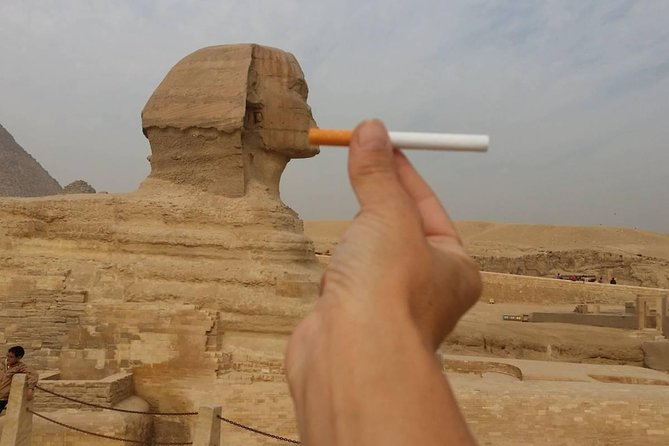 Best cairo tours visit to Giza Pyramids and Sphinx photo 6