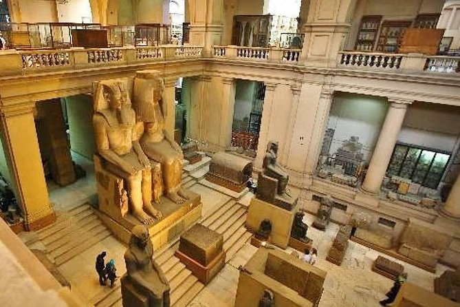 Cairo top tour visit Egyptian Museum