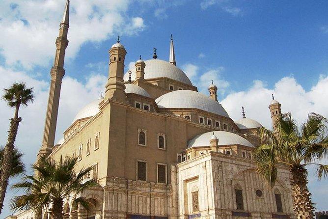 Half Day Tour To Citadel Salah Eldeen And Mohamed Ali Mosque