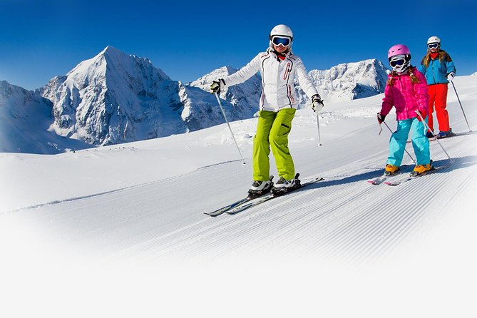 Private Tour: Badaling Ski Resort and Great Wall from Beijing