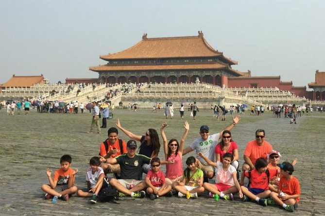 Private Day Trip of Forbidden City, Temple of Heaven and Summer Palace
