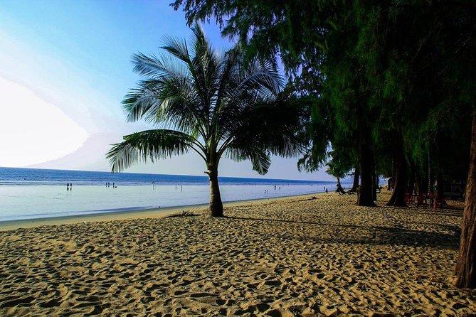 Beach hopping in Dawei Peninsula
