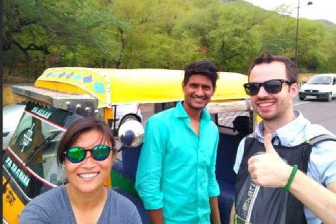 Private Same Day Tour of Jaipur with Tuk Tuk Safari