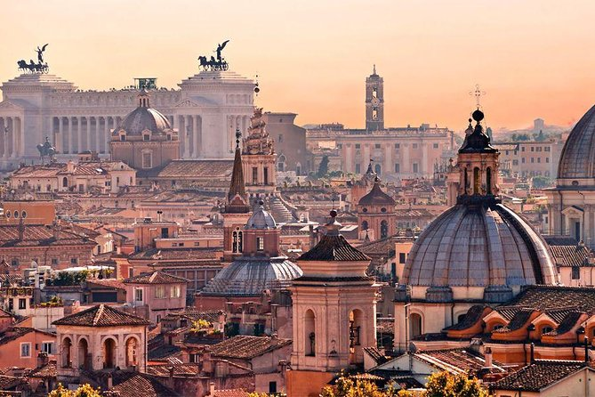 Full-day tour to Rome with Colosseum from Civitavecchia Port