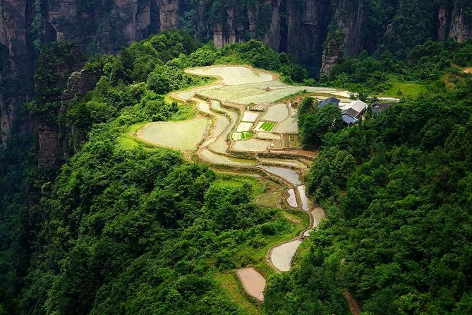 Private Day Trip to Zhangjiajie national park (hidden beauty-Less traveller Routes )