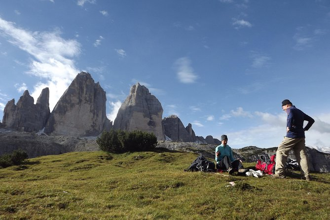 Guided hike around Tre Cime di Lavaredo, the symbol of Dolomites photo 1