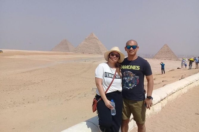 Giza pyramids ,sphinx &dinner cruise from Cairo Giza hotel with expert guide