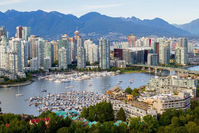 Vancouver City Finest and Social Wine tasting Private Tour