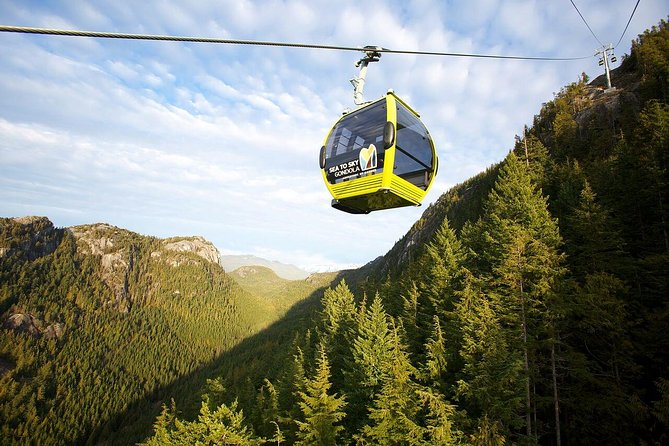 Vancouver to Squamish full day private tour