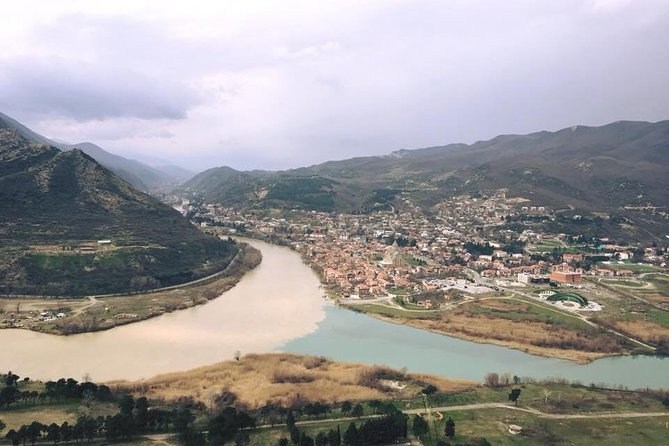 Two capitals of Georgia - Where antiquity meets modernity