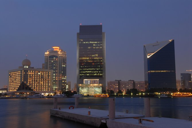 Dubai City Tour with dancing fountains - Afternoon Dubai sightseeing tour