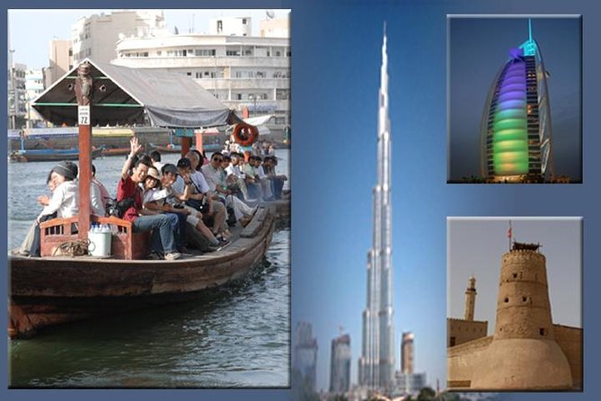 Private Tour: Dubai City Half-Day Culture and Modern Tour