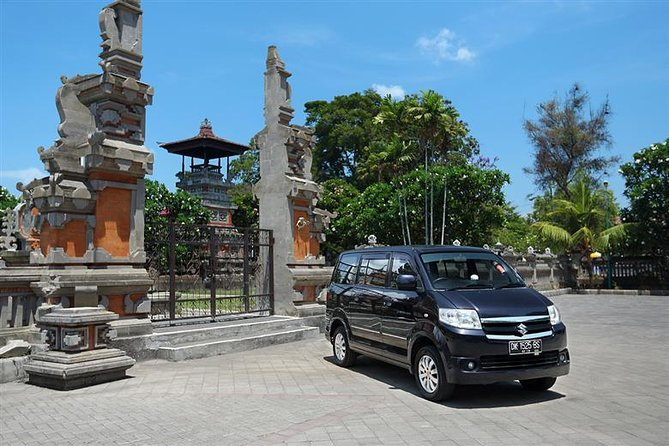 Package Car Fullday with Personal Driver (1-5person)