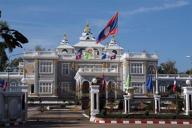 Private Tour: Vientiane Half-Day City Tour