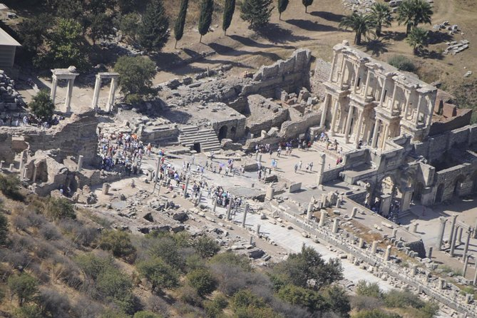 Ephesus Tour with The House of Virgin Mary From Izmir