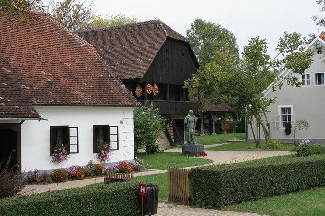 Private gastro-historical tour to Zagreb countryside