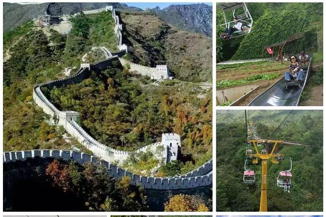 Private Trip to Simatai Great Wall&Gubei Water Town with English Speaking Driver