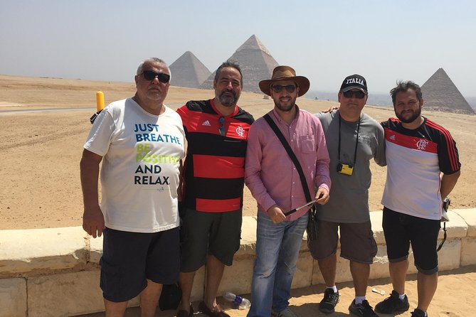 Half Day Tour to Giza Pyramids, Sphinx & the Valley Temple