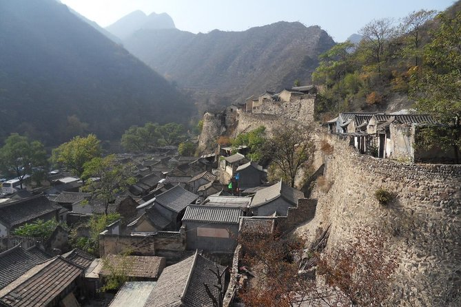 Beijing Chuandixia Ancient Village Private Day Tour with Dumpling Lunch photo 1