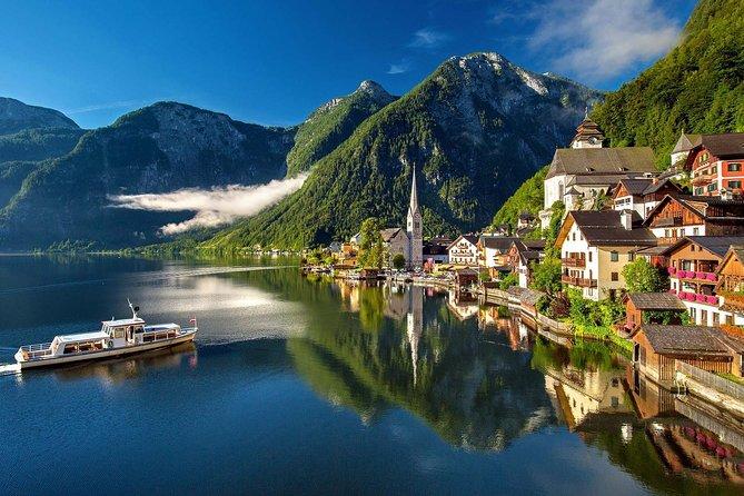 Excursão particular para Melk Hallstatt e Salzburgo saindo de Viena - A Noviça Rebelde