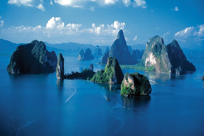 Phang Nga Bay with James Bond and Koh Kai Island Tour