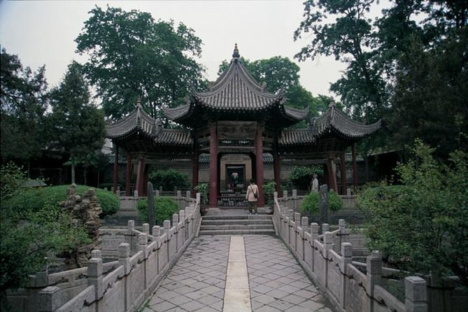 Xi'an Architectural Wonders Private Day Tour