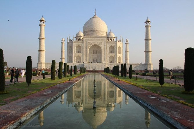 Agra Full Day City Tour- Sunrise to Sunset-Driver, Guide & Lunch, Entrances fees