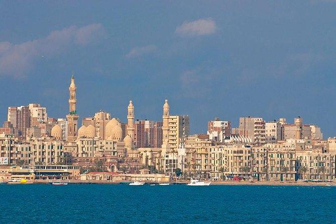 Alexandria (egipto Tour Privado)