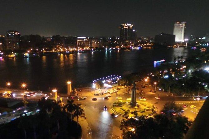 Cairo nocturno con cena (cairo- private tour)