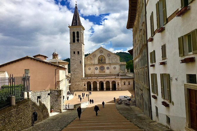Small-Group Tour: Chocolate Factory, Perugia and Spoleto