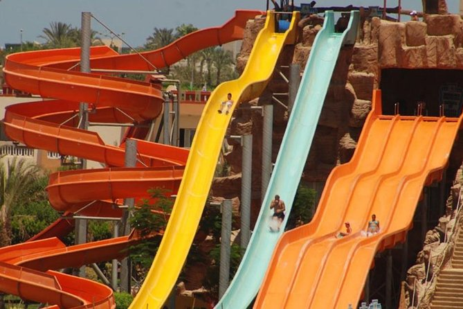 Water Park Full Day Adventure Tour In Sharm El Sheikh
