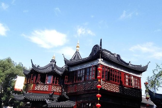 Full Day Private Tour of Classic Shanghai