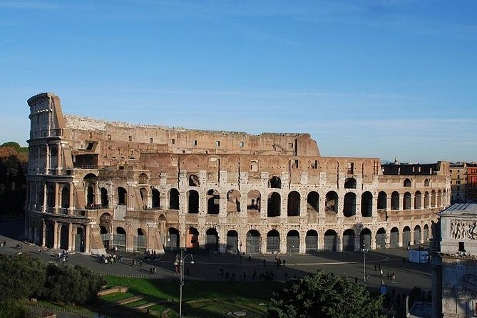 Small Group Tour: Ancient Rome and Vatican Museums - Full Day lunch included