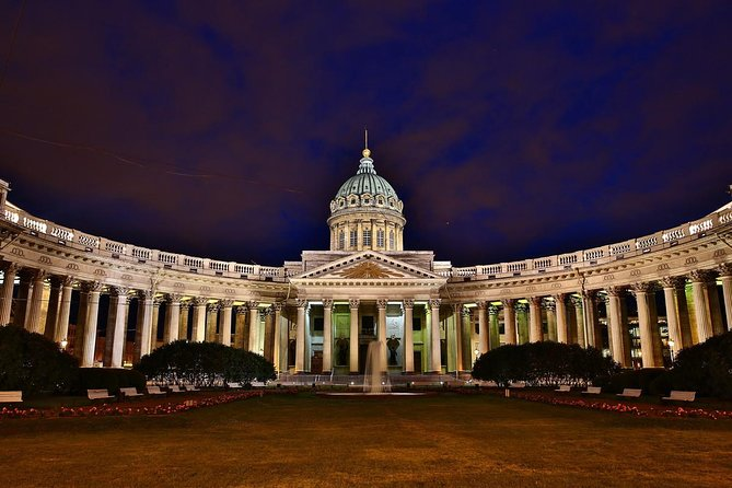 Private Half-Day Tour of St Petersburg with Faberge Museum