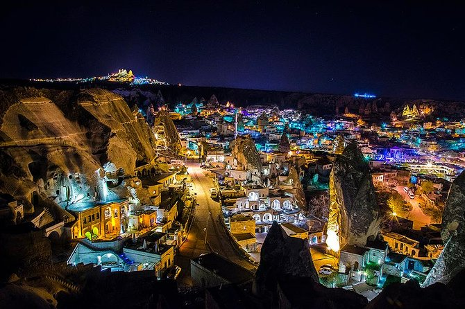 Cappadocia Sunset and Night tour with dinner