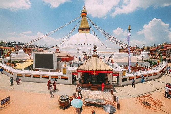 Private Tour: Kathmandu City Tour Full Day