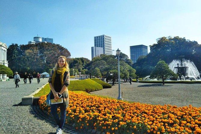 Historical Journey including Akasaka Palace Admission Ticket