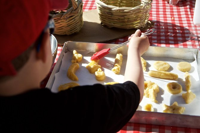 A day at the Orchard & Sounio For Kids Private Tour