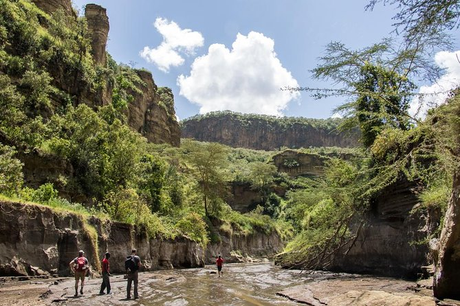Day Trip to Lake Naivasha & Hells Gate with boat ride